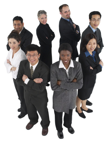 diverse business_people